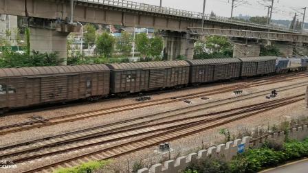 50035次货运列车