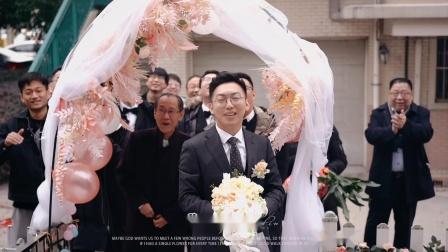 November 29st,2020薛铁龙&尹雪燕婚礼快剪