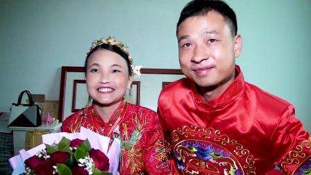 李文张娜新婚庆典