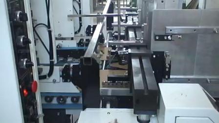 KS-系列 全自動糊盒機 1350 勾底盒生产(2012)