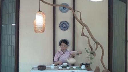 茶艺表演 茶艺师 天晟162