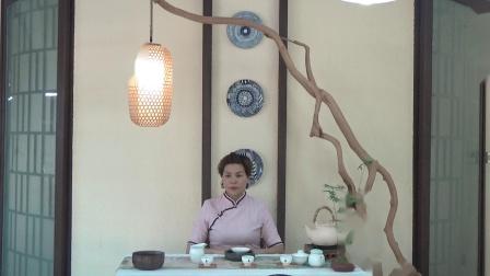 茶艺表演 茶艺师培训 天晟162