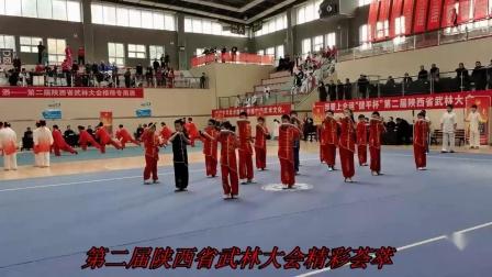 《第二届陕西省武林大会精彩荟萃》——安康市武术协会(翰墨愚士 摄制)