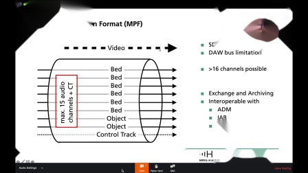 MPEG-H三维声后期操作实操教程