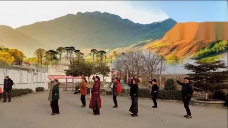 河北温馨广场舞 玩腻 峰峰和村圆梦队