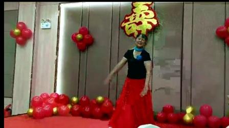 舞蹈《我的九寨》杨淑