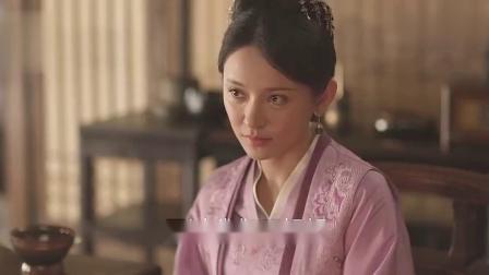 知否:墨兰要给林小娘挪牌位,明兰当众摔筷子发飙