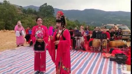弯腰讨婆-南门吉祥乐队表演者:凤琴,美芳,云姐