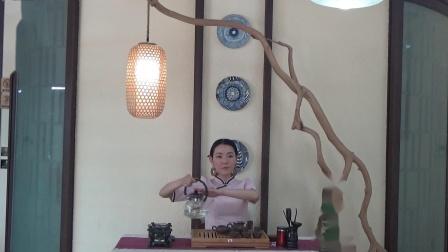 茶艺表演 茶文化 茶艺师 天晟162