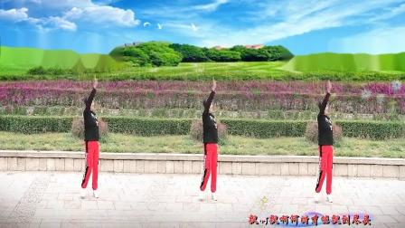 美玲玉广场舞《浪子心》编舞:雪妹