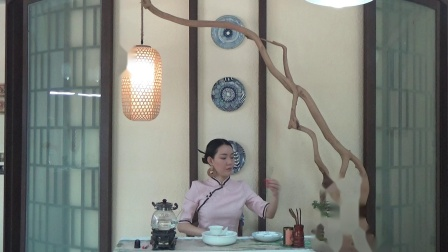 茶艺学习 茶艺师 茶道 天晟162