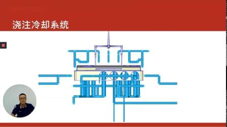 淋浴控制外壳工艺设计与变形优化分析