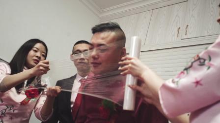 2020.12.2王文卿+王宏 婚礼|席前回放
