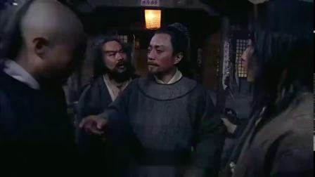 水浒传:宋江耍酒疯,仗着兄弟多,竟连皇上都不放在眼里了!