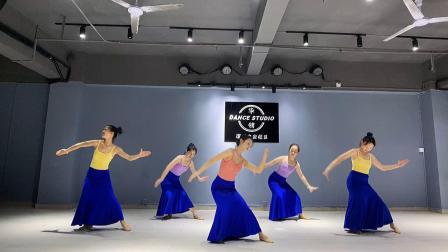 傣族舞《回家》完整视频
