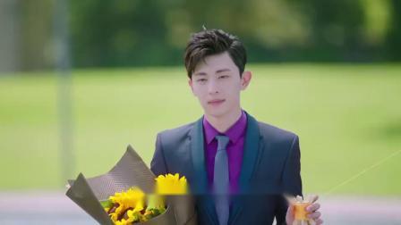 遇见你:李云凯花式求婚,左手风筝右手鲜花,果果笑得像个孩子