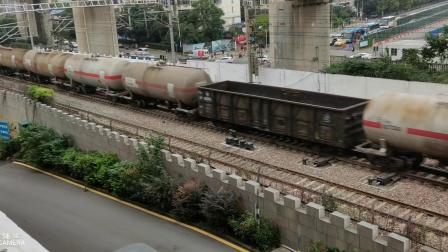 85890次货运列车
