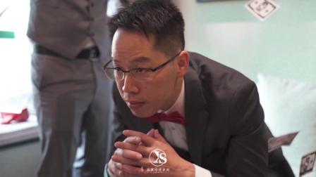 梁宝杰&潘晓诗婚礼早录晚播视频2020.12.6