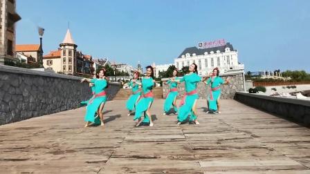 埃及街头舞蹈 阿里巴巴 SHAABI   丝媚东方舞 烟台肚皮舞