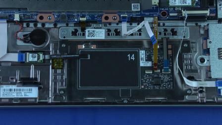 服务拆卸:HP EliteBook 840、845 G7 笔记本电脑