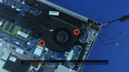 服务拆卸:HP EliteBook 850、855 G7 笔记本电脑