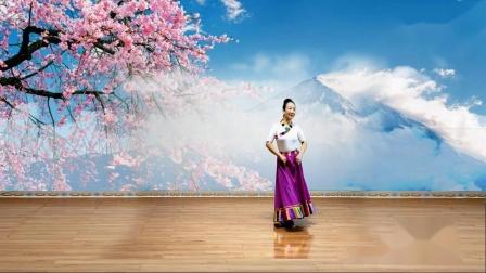 南方晚霞舞蹈《雪儿达娃》2