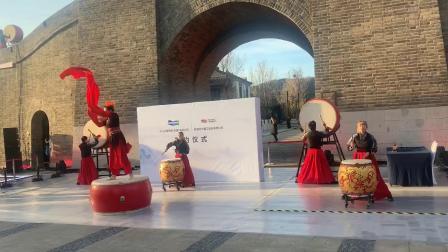 北京击鼓乐团:北京中国鼓培训年会打鼓教学
