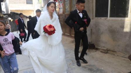 (钟纪良.杨燕)婚礼录像2020.12.3