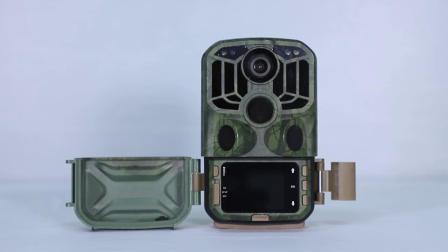 红外相机WIFI防水野外高清夜视打猎相机