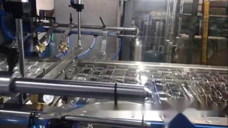 小包装吸塑泡盒包装生产机器成型裁切一体热成型设备