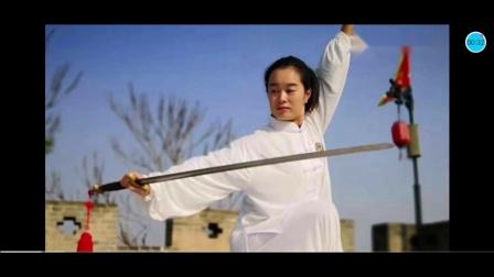 太极剑法练习