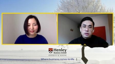 亨利商学院在读学生访谈 - 20届企业金融硕士