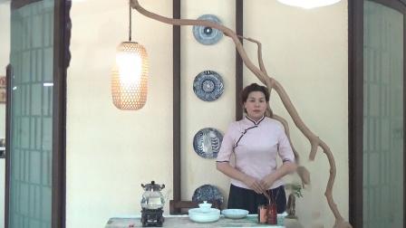 学茶艺 茶艺师 茶道 天晟162