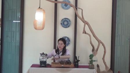 学茶艺 茶艺培训 茶艺师 茶道 天晟162