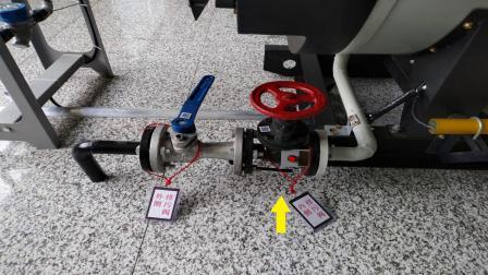 燃气锅炉水位计汽连管水连管泄漏处理