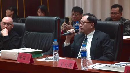 董安立博士参加中美脊骨神经医学学会