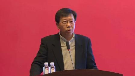 12月9日纪念129运动,钱旭红校长在研究生工作改革动员大会上作报告