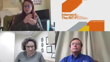 RIT被认为是世界上无障碍设施做得最好的大学校园之一