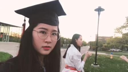 selina学姐毕业啦 实拍校园回顾RIT生活