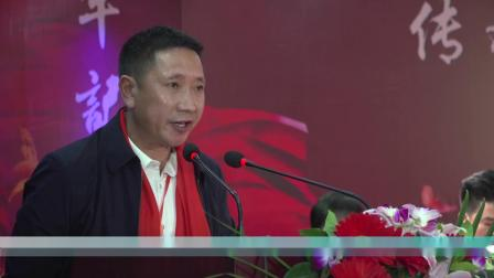 红色教育产业创新发展大会高峰论坛新闻发布会在广西百色举行
