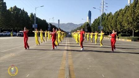中国新时代第六套有氧健身操  群英版