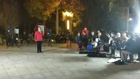 """20201017 欢送尹会托戏曲晚会 """"登殿""""士敏会托-童趣园-GZ"""
