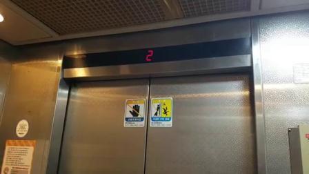韩国的东洋电梯2
