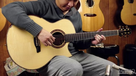Maestro 私人收藏系列Raffles  巴西玫瑰木手工吉他评测