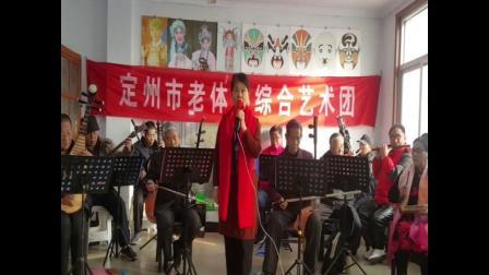 评剧《桃花庵》选段》长叹一声  演唱者:刘玉珍