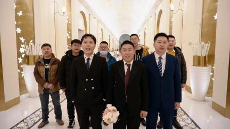 2020.12.12 群力喜印王子  李鑫&吴珩 早场 婚礼 快剪