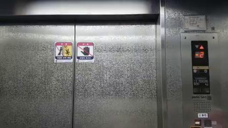 韩国的三菱SP-VF电梯