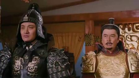 杨门女将:穆桂英阵前夺帅,杨文广以行刺为由,迫使宗保二选一!