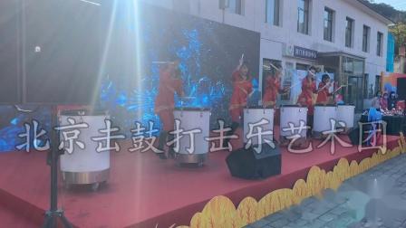 北京击鼓乐团:北京年会开场鼓教学年会水鼓舞蹈