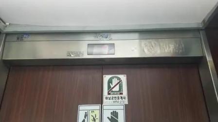 韩国的三菱SP-VF2电梯